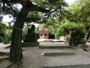 直島町の護国神社