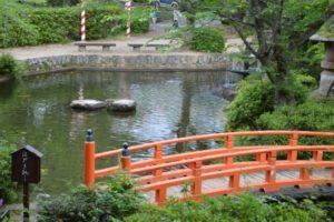 倉吉市 打吹公園