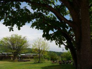 飯綱町の風景