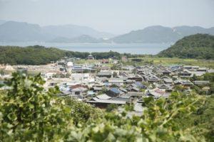 土庄町 豊島の風景