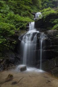 安来市 鷹入の滝