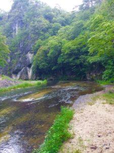 一関市の自然風景