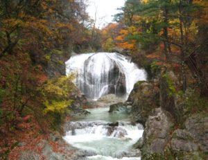 東根市 関山大滝
