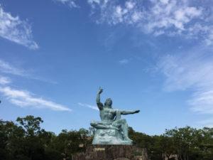 長崎県 平和公園