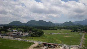 大衡村の風景