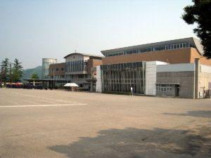 鮭川村役場