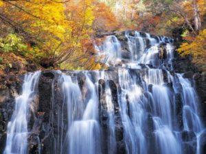 北秋田市 二の滝