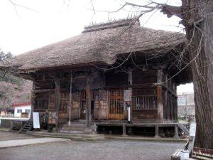 恵隆寺 会津坂下町