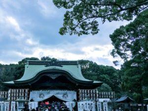 直方市 多賀神社