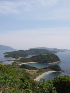 田布施町 馬島の風景