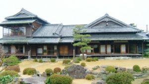 旧伊藤伝右衛門邸 飯塚市