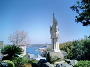 平戸市の風景