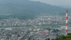 延岡市の風景