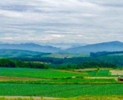嬬恋村の大自然