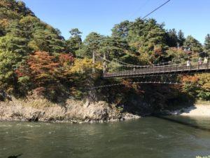 鷹の巣つり橋