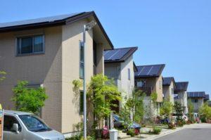 LPガスを導入している住宅