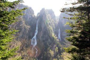 銀河の滝・流星の滝